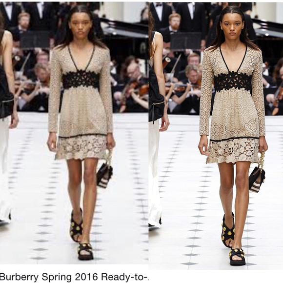 Burberry Dresses & Skirts - Burberry Spring 2016 Ready-to-Wear Fashion Show